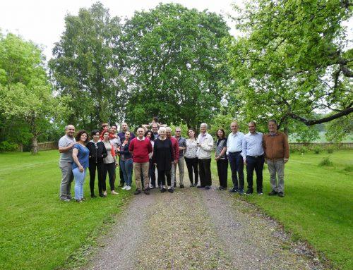 گزارش همایش تابستانی و مجمع عمومی سالانه سوتای شاخه سوئد – ژوئن ۲۰۱۷